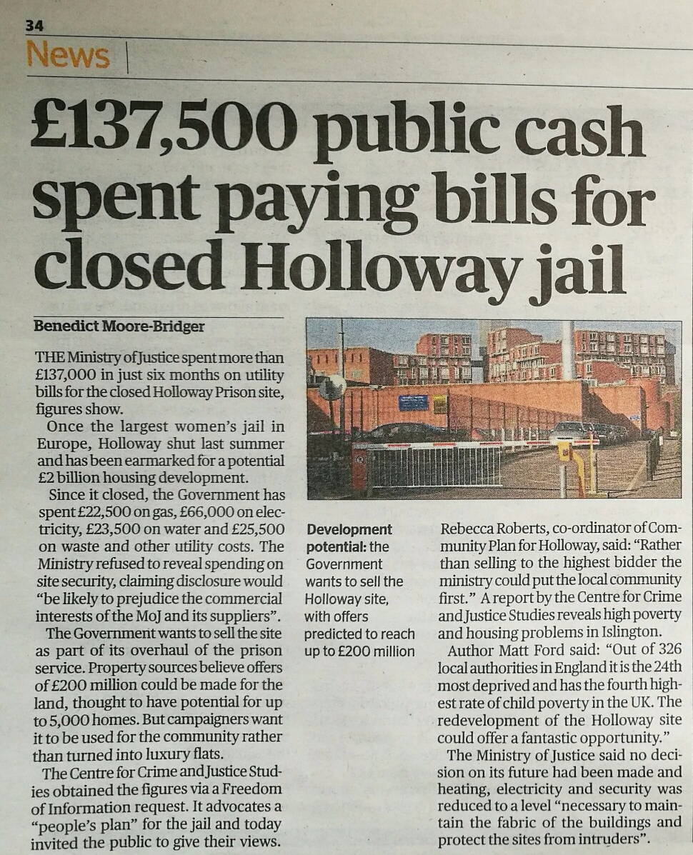Evening Standard 170417