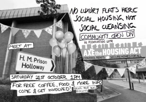 Community Festival: Saturday 21st October
