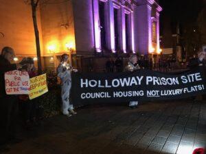 Local campaigners lobby London Mayor
