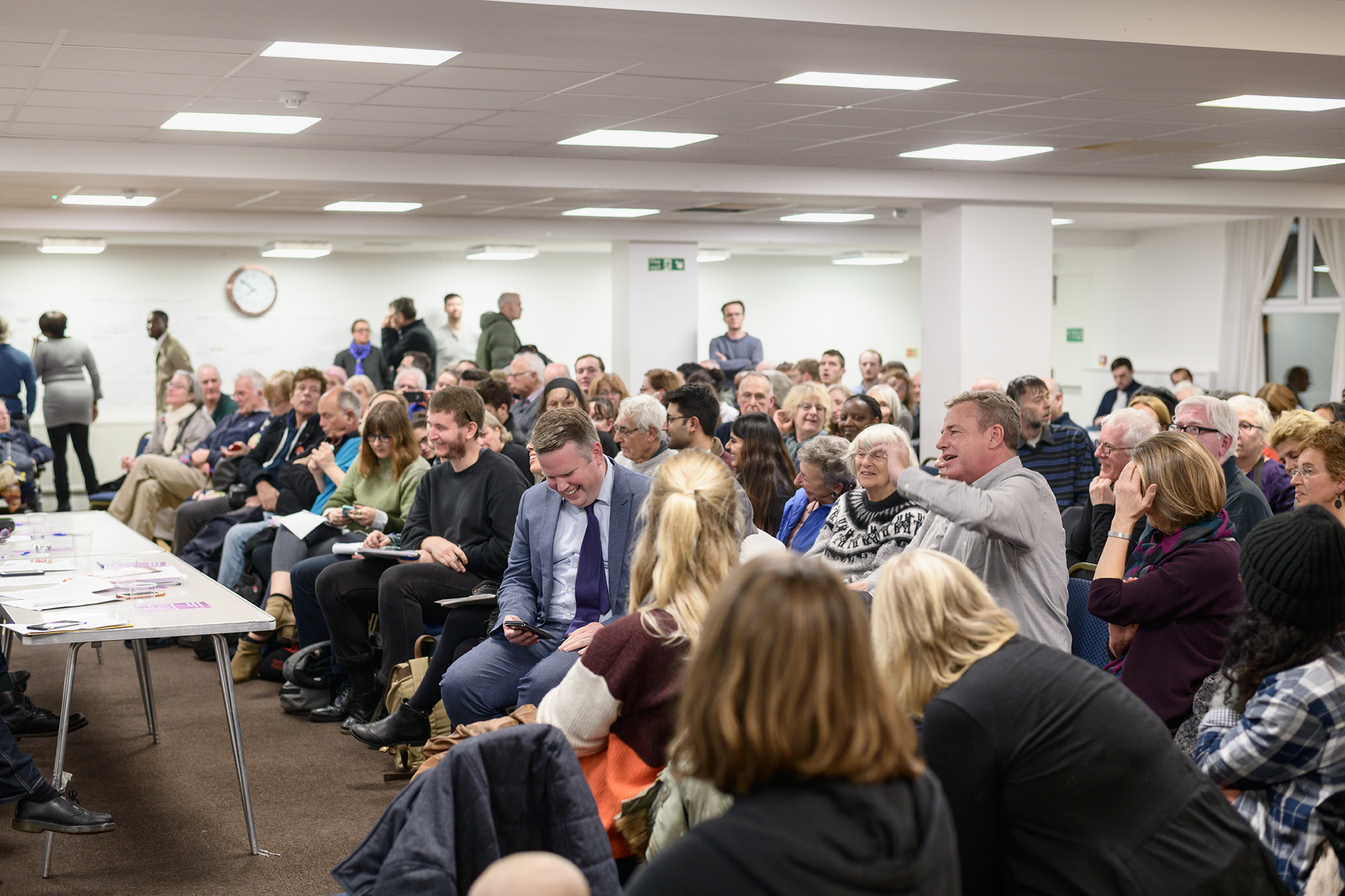 Community Plan for Holloway Meeting. 20th Nov 2018